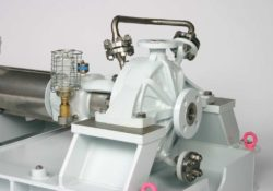 Amarinth support Hyundai Heavy Industries again with bespoke ISO 5199 pumps