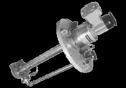 VS4 petrochemical vertical line shaft process pump - Girdlestone 984