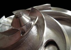 Creative impeller design from Amarinth keeps latex flowing