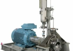 Amarinth provides API 610 OH2 and VS4 pumps for Petronas Carigali plant in Turkmenistan