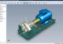 Amarinth improves collaborative working with detailed 3-Dimensional CAD models of pumps