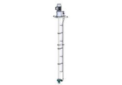 Amarinth supplies interchangeable vertical pump for the Karachaganak Field Development Project, Kazakhstan