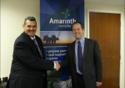 Amarinth signs new agent in Saudi Arabia