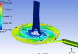 Using rotodynamic pumps for low shear, produced water applications