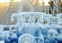 Amarinth provides winterised pumps to the oil fields of remote Russia