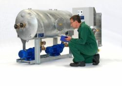 Amarinth launches new range of high efficient stainless steel condensate recovery units