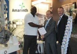 Amarinth's focus on Iraq leads to its first order in the region from Global Process Systems (GPS)