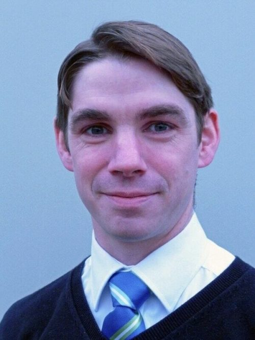 Tom Ward- Amarinth Internal sales engineer