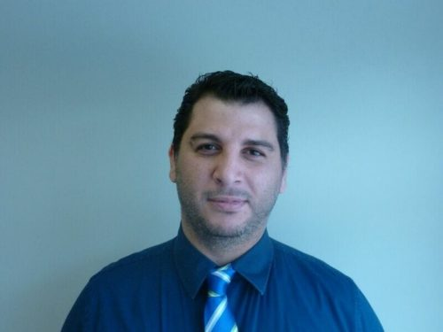 Tarek Helamieh - Amarinth Middle East sales and development manager