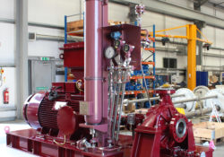 Amarinth supplies bespoke API 610 VS4 and OH2 pumps to the ADNOC Bu Haseer full field development project