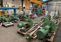 Amarinth secures API 610 VS4 pump order for El Merk processing facility in Algeria