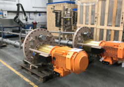 Amarinth delivers $650,000 of API 610 VS4 pumps to Garraf Oil Field Development, Iraq