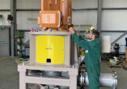 Amarinth delivers multiple orders of centrifugal pumps to COSCO for the Tortue FPSO