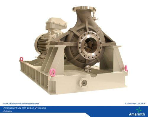 API-610-11th-OH2-centreline-mounted-A-series-pump