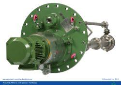 API 610 11th edition VS4 vertical sump pump - V Series