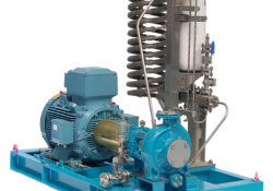 API 610 11th edition pump with plan 53B - B Series