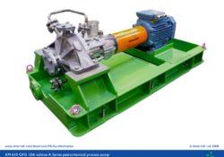 API 610 OH2 process pump - A Series