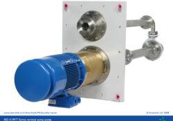 ISO 5199 industrial vertical sump pump - T Series