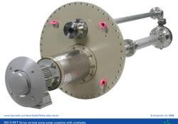 ISO 5199 industrial sump pump - T Series