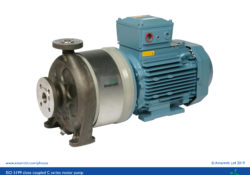 ISO 5199 motor pump - C Series