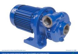Industrial pump close coupled - S Series