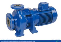 Industrial pump long coupled - S Series SSM