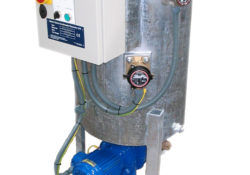 Condensate recovery unit - M unit