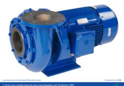 Industrial pump close coupled - U Series