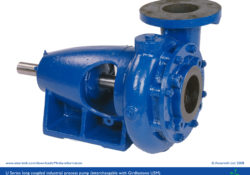 Industrial pump long coupled - U Series