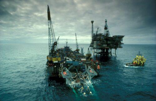 Apache Offshore Platform