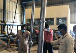 Amarinth completes refurbishment of ten API 610 VS4 vertical pumps