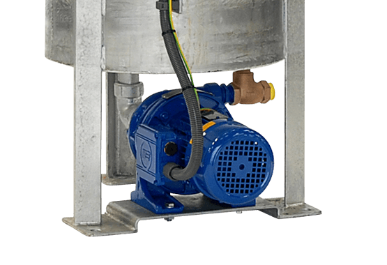 Condensate recovery unit replacement pumps (M unit CRU's)