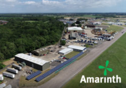 Amarinth completes refurbishment of ten API 610 VS4 vertical pumps