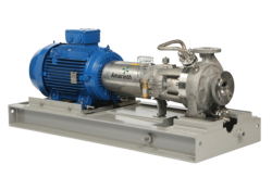 OH1 petrochemical process pump - B Series