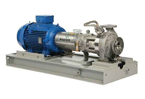 OH1 B Series API 610 pump