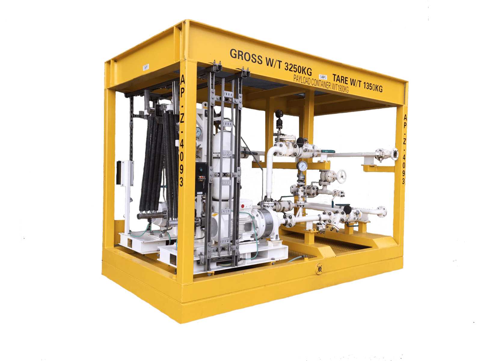 ISO 5199 Pump Skid Packages