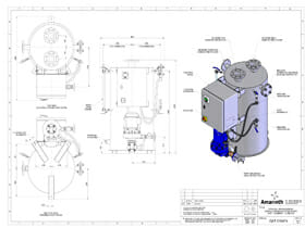 TN280-Ci-Nergy-condensate-recovery-unit-general-arrangement-drawing-RevA