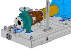 Amarinth delivers titanium pumps for two FPSOs in Brazil