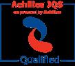 Achilies JQS Certification Badge