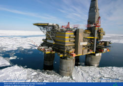 API 610 winterised pumps installed on Sakhalin II offshore platform