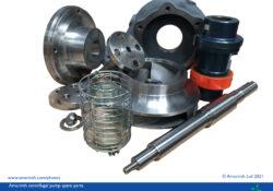 Amarinth centrifugal pump spare parts