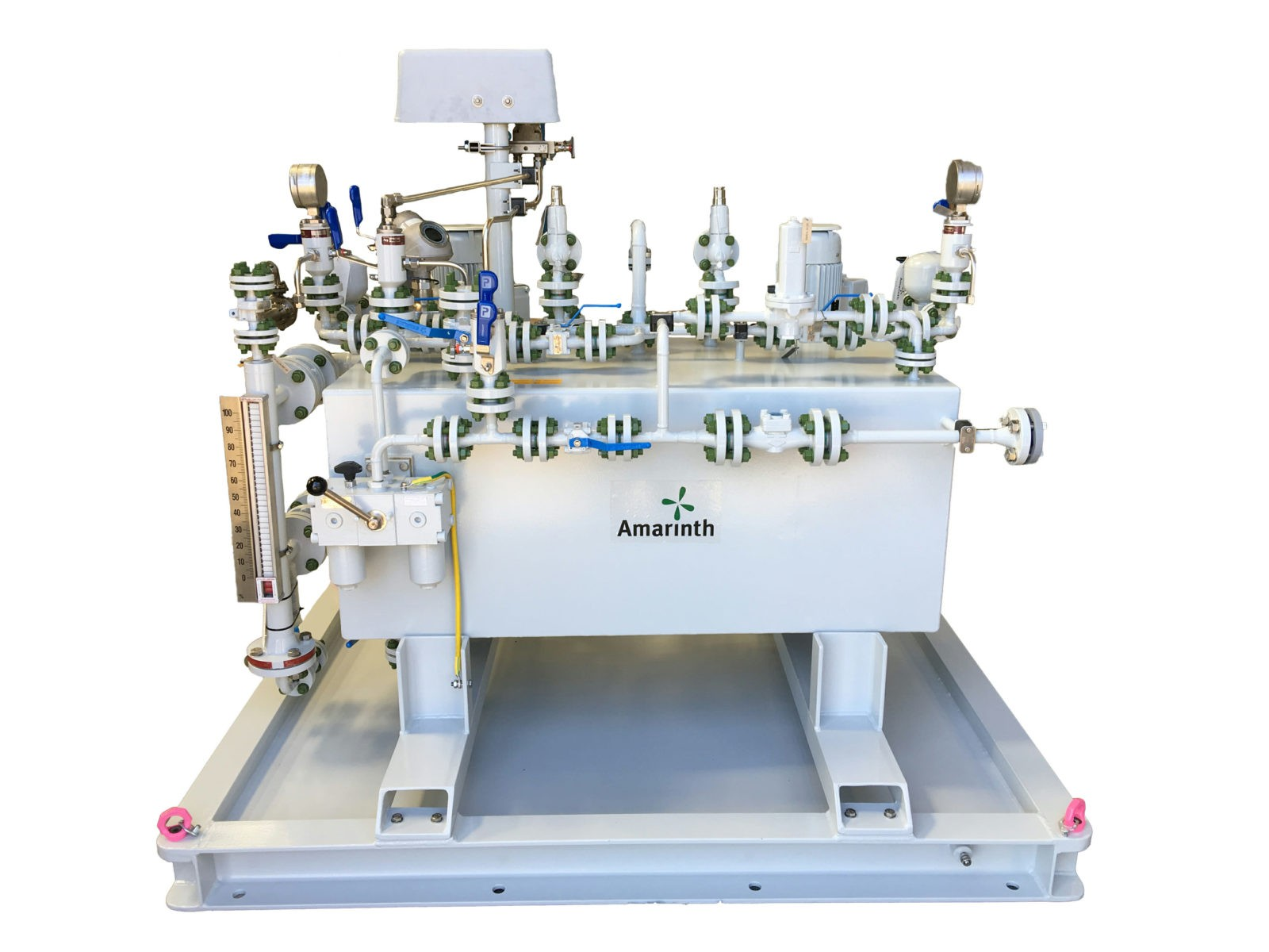 API 610 Chemical Injection Pump Skid Package