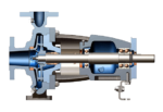 Bespoke hydraulic & mechanical centrifugal pump design