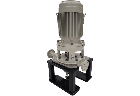 ISO 5199 Vertical Inline Process Pumps- K Series