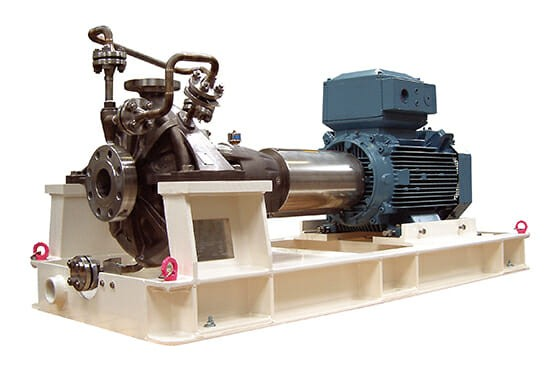 API 610 OH2 Process Pump