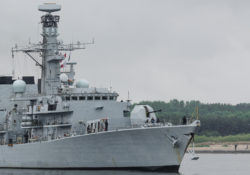 Amarinth works with Babcock to provide comprehensive pump refurbishment service for Royal Navy vessels