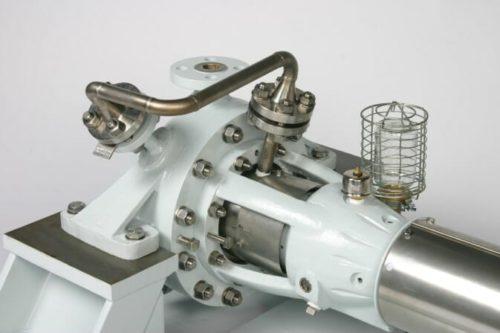 silver pump
