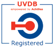 Achilles UVDB Certification Badge